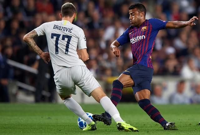 Лига Чемпионов: Барселона справилась с Интером, Дортмунд уничтожил Атлетико