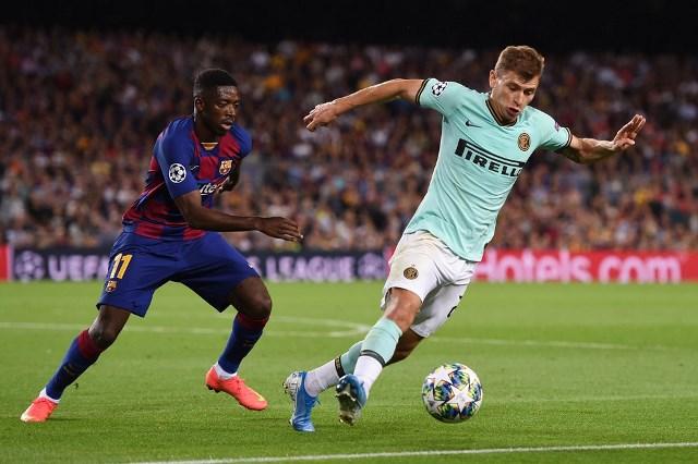 Лига Чемпионов: Барселона с трудом обыграла Интер, Аякс продолжает удивлять