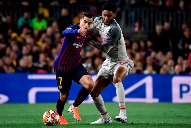 Лига Чемпионов: Барселона уверенно побеждает Ливерпуль