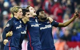 Лига Чемпионов-2015/2016: Атлетико выбивает Баварию и выходит в финал