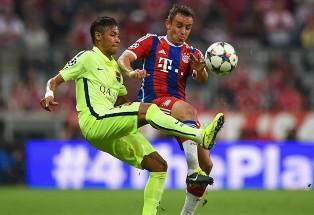 Лига Чемпионов-2014/2015: Барселона уступает в Мюнхене, но выходит в финал