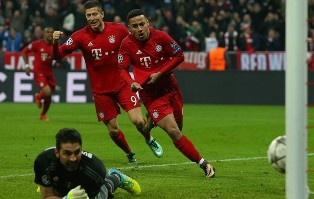 Лига Чемпионов-2015/2016: Бавария уничтожает Ювентус в овертайме