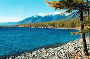 Уровень воды в озере Байкал превысил нижнюю норму на 11 см