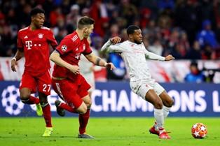 Лига Чемпионов: Ливерпуль разобрался с Баварией, Барселона разгромила Лион