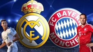 Бавария - Реал Мадрид