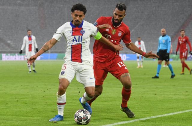 Лига Чемпионов: ПСЖ обыграл Баварию, Челси справился с Порту