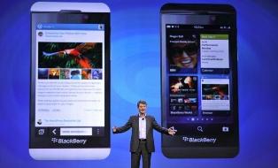 Blackberry продолжит развивать собственную операционную систему