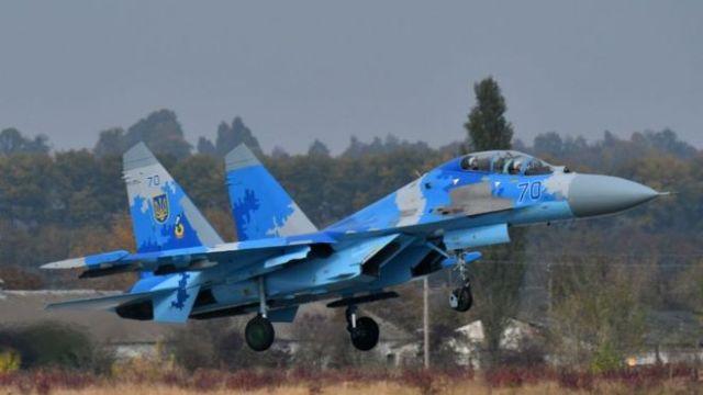 Украинские ВВС попали в ТОП-10 худших в мире