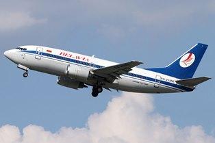 Украина развернула белорусский Boeing под угрозой поднять истребители