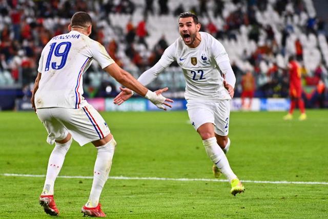 Лига Наций: Франция в невероятном матче обыграла Бельгию