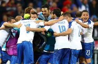 Евро-2016: итальянцы красиво переигрывают Бельгию