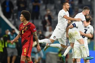 Евро-2020: Италия и Испания выходят в полуфинал