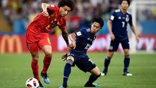 Бельгия - Япония