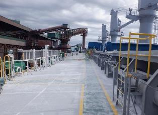 Беларусь начала поставки калия в Китай из Клайпеды по Северному морскому пути