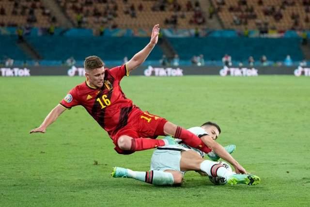 Евро-2020: Бельгия проходит Португалию, Нидерланды вылетают от Чехии