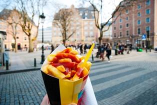 В Бельгии попросили есть вдвое больше картофеля во время пандемии