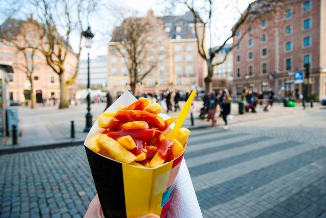 В Бельгии попросили есть вдвое больше картофеля из-за пандемии