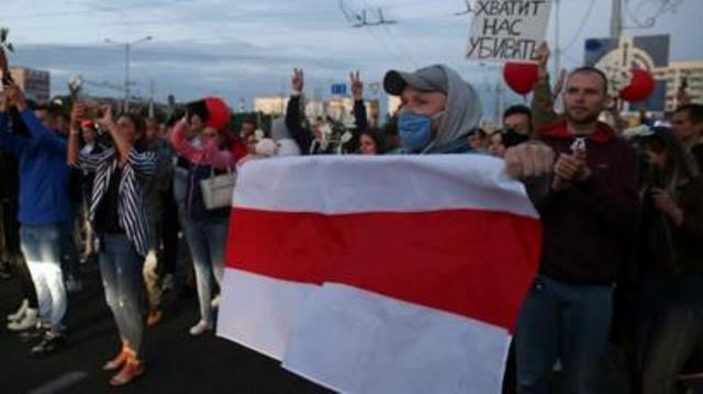 Протестущие в Беларуси объявили план действий по экономической блокаде Лукашенко