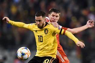 Евро-2020: Бельгия разобралась с Россией, сенсационная победа Казахстана