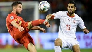 Лига Наций: Бельгия обыграла Швейцарию, нули Хорватии и Англии