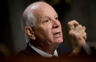 Американский сенатор Бен Кардин готовит ответ России за Сирию и Украину