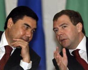 Россия и Туркменистан не смогли договориться