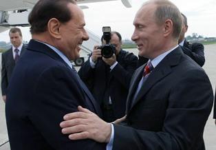 Сильвио Берлускони добивается отмены санкций против России