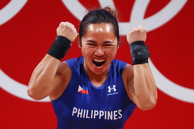 Филиппины и Бермуды взяли первое золото в истории Олимпиады. Осталось более 100 сборных без побед