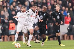 Лига Европы: Мальме выбивает Бешикташ, Вильярреал обыграл Спартак
