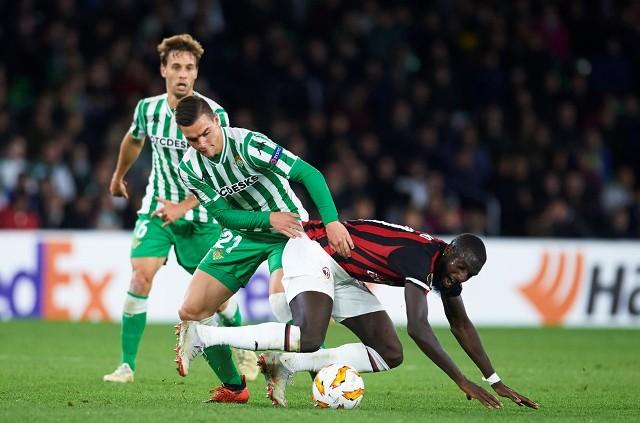 Лига Европы: Милан отстоял ничью с Бетисом, Селтик обыграл Лейпциг