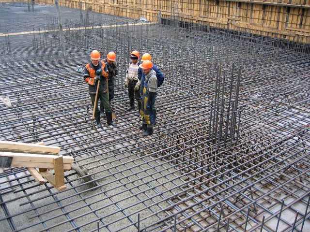 Использование бетона в современном строительстве и его классификация