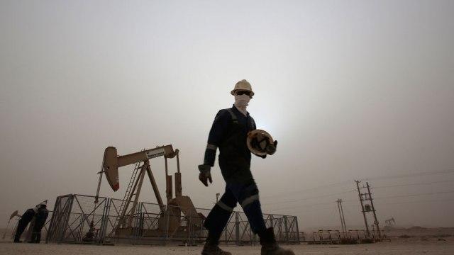 Black Friday: цена нефти упала ниже $60