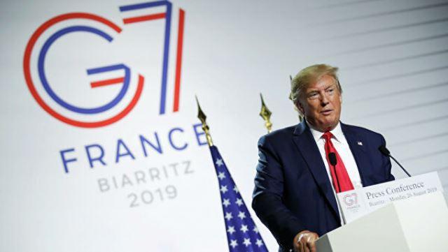 Поматросили и бросили: итоги саммита G7 для России