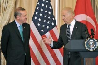 Джой Байден и Эрдоган