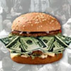 По Индексу Биг-Мака доллар стоит 3,95 грн.