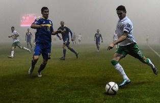 Босния и Герцеговина - Ирландия