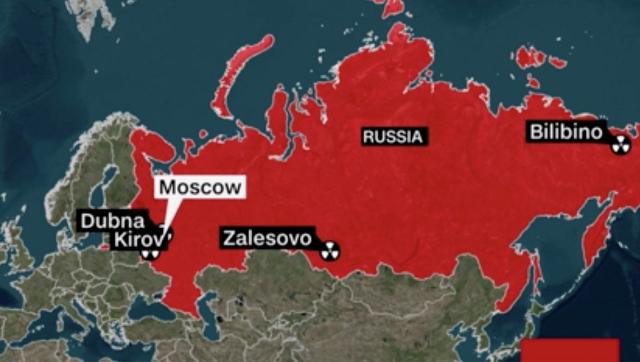 CNN: РФ скрывает масштабы ядерной катастрофы под Северодвинском
