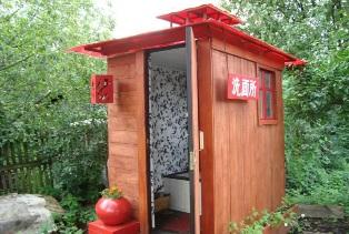 Как правильно оборудовать туалетную кабину для дачи?