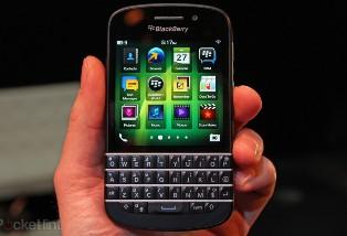 BlackBerry потеряла 4,4 миллиарда долларов за квартал