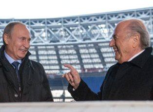 Блаттер: Россия получила ЧМ-2018 путем фальсификаций в FIFA