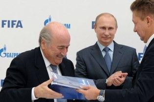 The Sunday Times: Россия подкупила высших чиновников FIFA и UEFA чтобы полу ...