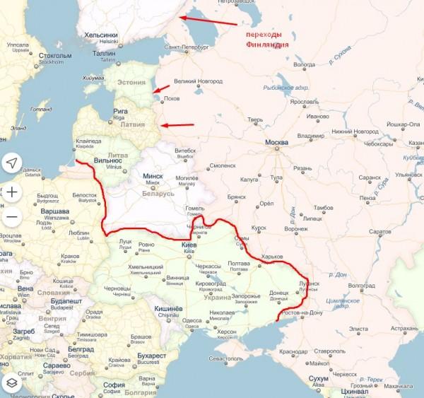 Польша присоединилась к блокаде российских грузоперевозок