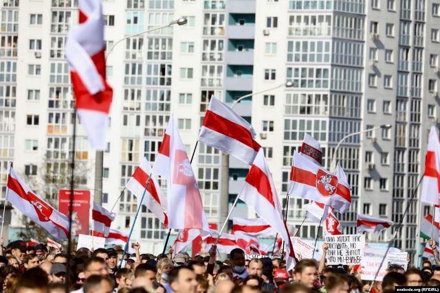 Bloomberg: в Кремле оказались не готовы к масштабам протестов в Беларуси
