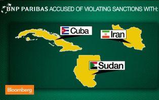 США ввели санкции против BNP Paribas за сделку с Мистралями