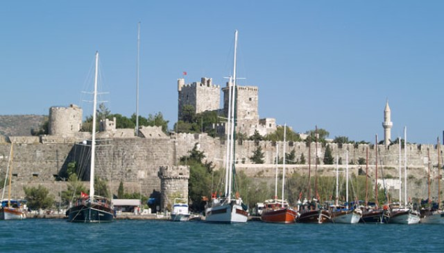 Бодрумская крепость