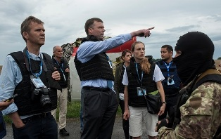 Немецкие журналисты в деталях доказали, что малайзийский Боинг был сбит Бук ...