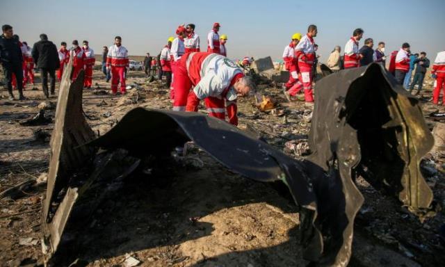 Канада давит на Иран из-за катастрофы украинского Боинга