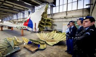 Нидерланды опубликовали видео пошаговой модели катастровы MH17
