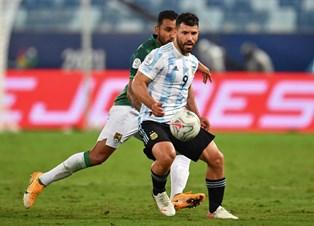 Copa America: Аргентина разгромила Боливию, Уругвай занял второе место в гр ...