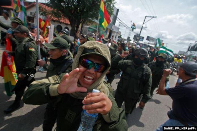 Боливия устала от Эво Моралеса